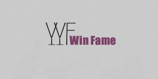 Логотип компании Win Fame