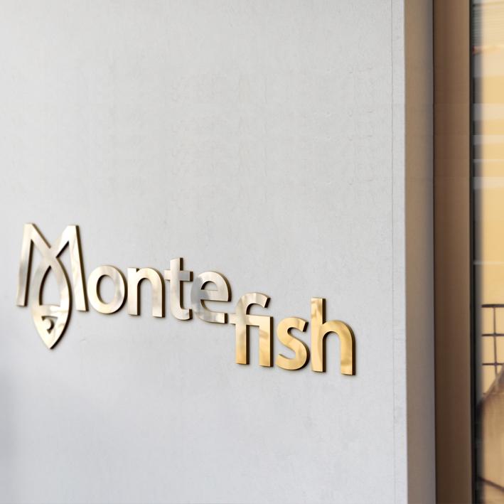 фирменный стиль Montefish